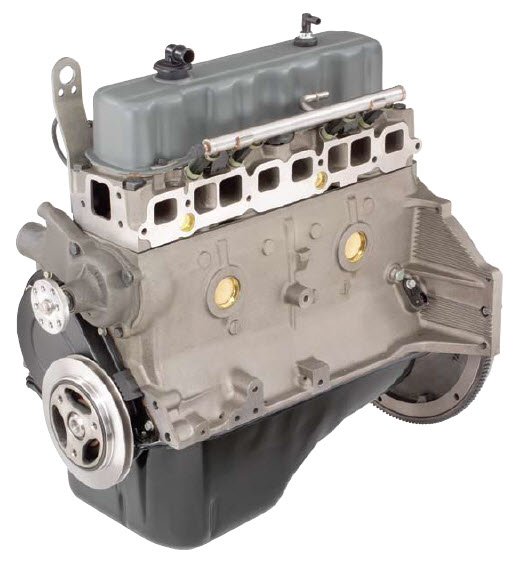 New Remanufactured / Rebuilt Marine Engines | ATK Marine